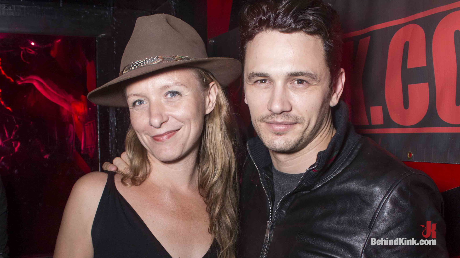 "James Franco's documentary ""KINK"" party in NYC"